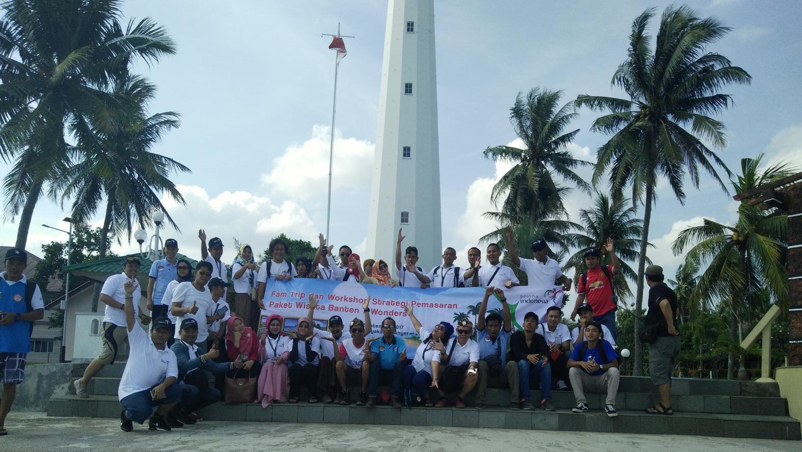 Pengenalan Destinasi Wisata Prioritas Dalam Rangka Promosi 10 Destinasi Prioritas Melalui Event Perjalanan Insentif Di Provinsi Banten