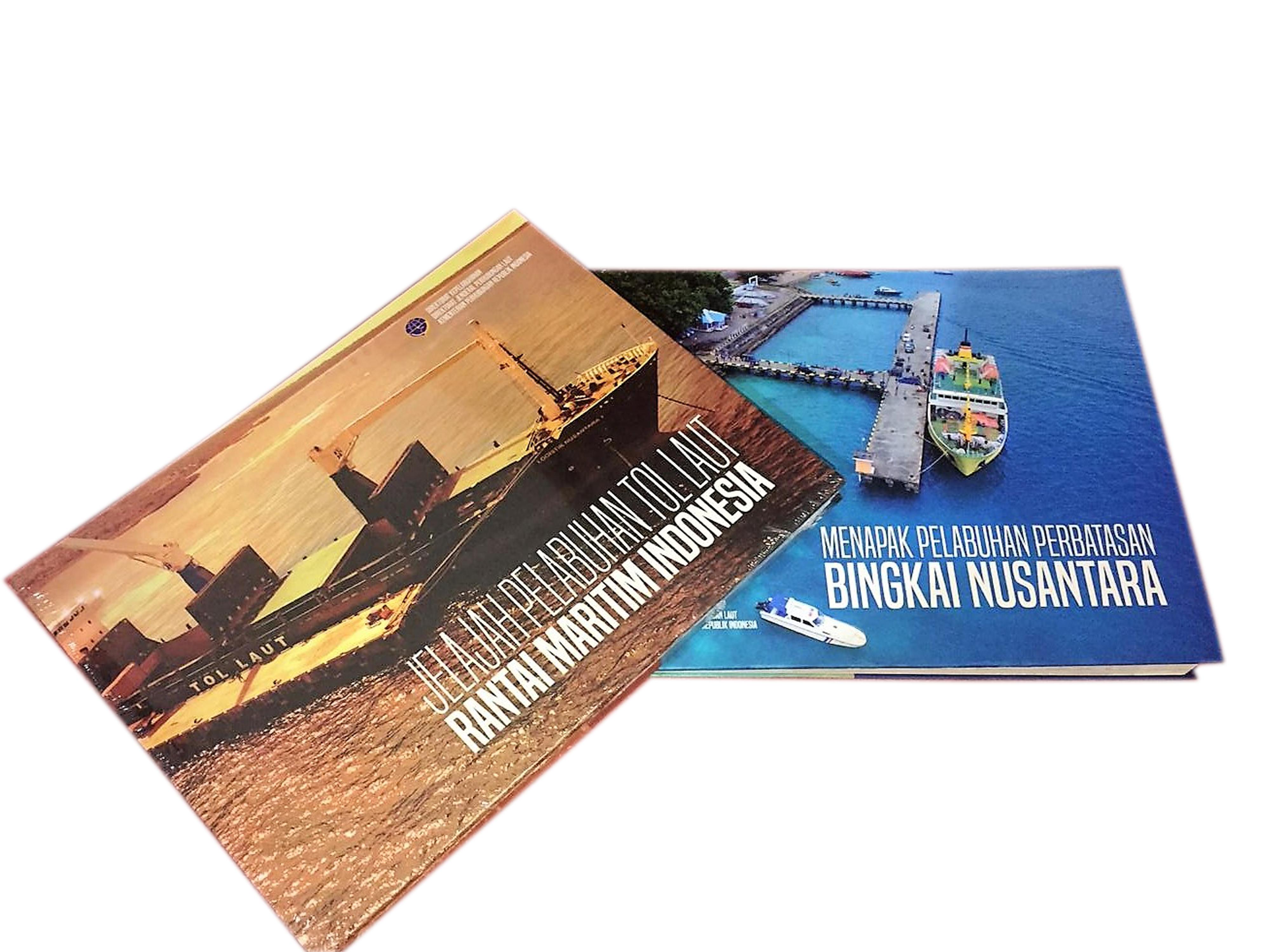 Penyusunan Buku Fasiltas Pelabuhan Laut Nusantara